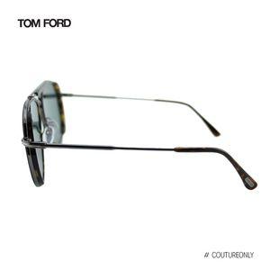 9a39f03725894 Tom Ford Accessories - New 2019 TF Tripp FT0666 Aviator Pilot Sunglasses